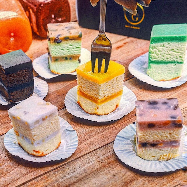HG Cake & Bakery