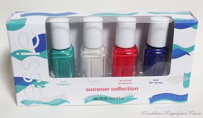 Essie 2016 Summer Collection