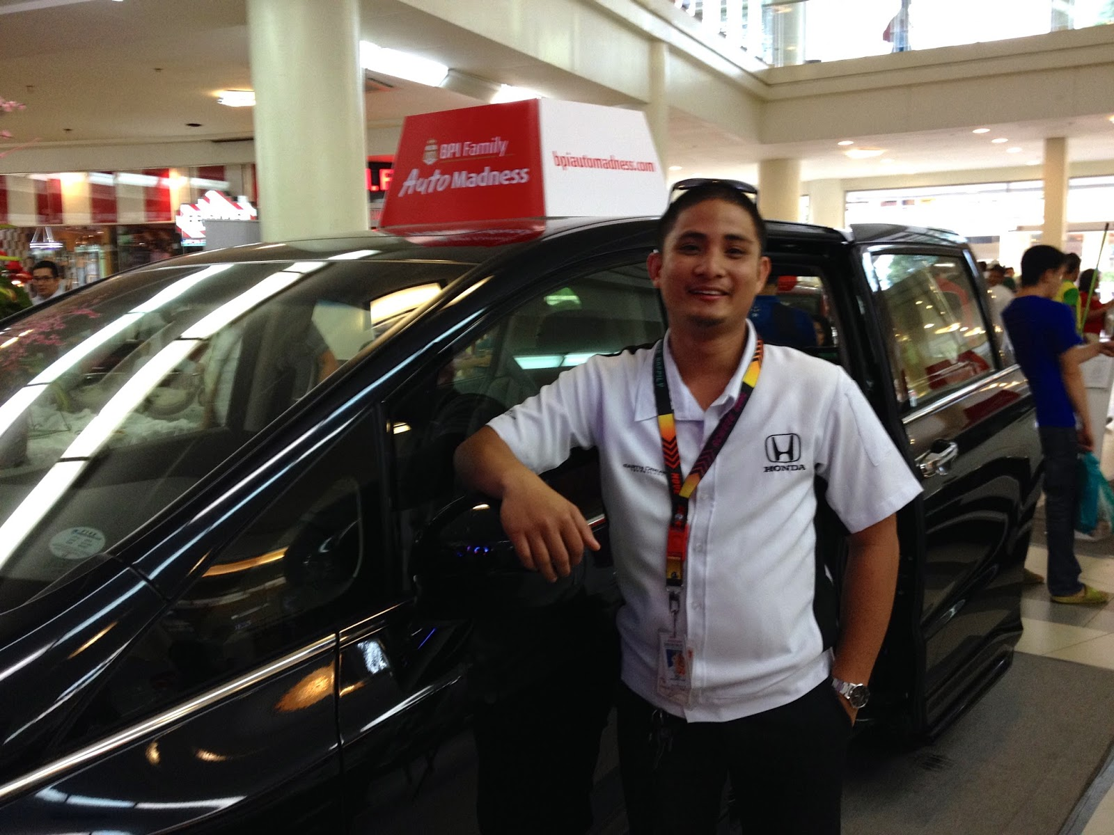 Honda Cars Cebu Launches All-New Honda Odyssey