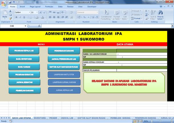 File Pendidikan Contoh Manajemen Laboratorium Ipa Untuk Smp