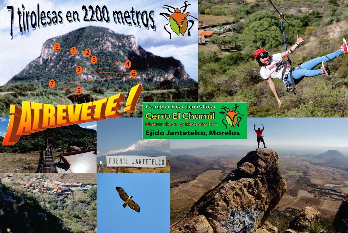 Cerro el Chumil: 2015 Nuevas Instalaciones