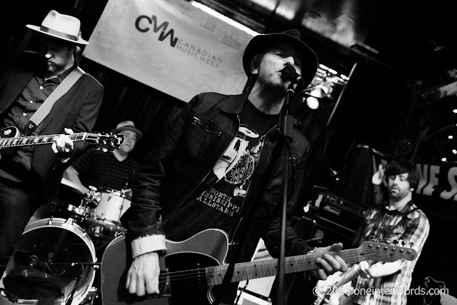 Tommy Stinson at The Bovine Sex Club in Toronto for Canadian Music Week CMW 2016, May 6 2016 Photos by John at One In Ten Words oneintenwords.com toronto indie alternative live music blog concert photography pictures