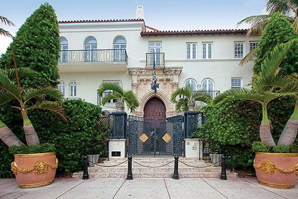 Gianni Versace Mansion In Miami Beach The Villa