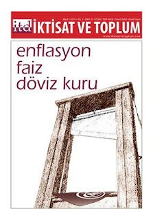 İktisat ve Toplum Dergisi Sayı: 53