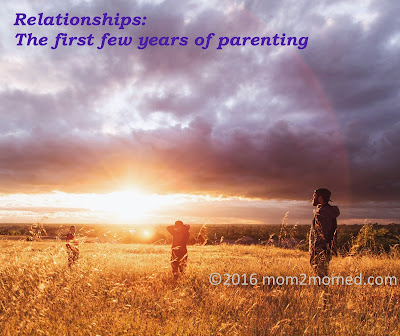 Relationships: The first few years of parenting