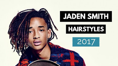 Jaden Smith Men's Hairstyles