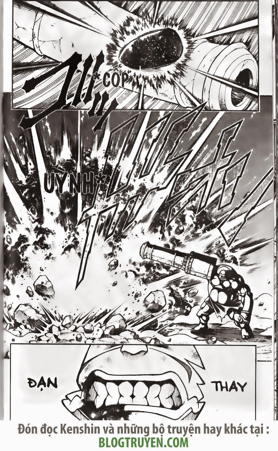 Rurouni Kenshin chap 185 trang 15