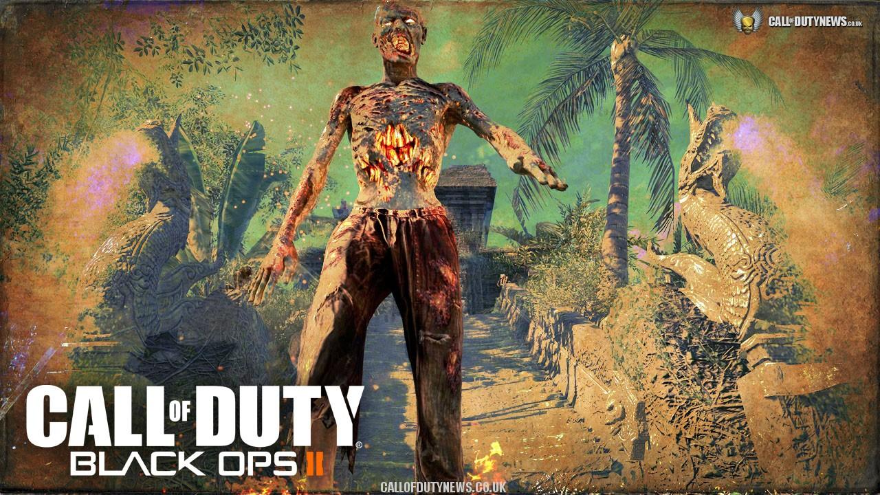 Fond D'écran Call Of Duty Black Ops 2
