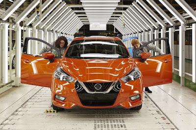 Ξεκίνησε η παραγωγή του ολοκαίνουργιου Nissan MICRA