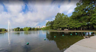 Hermann Park is one of most-visited parks in Texas