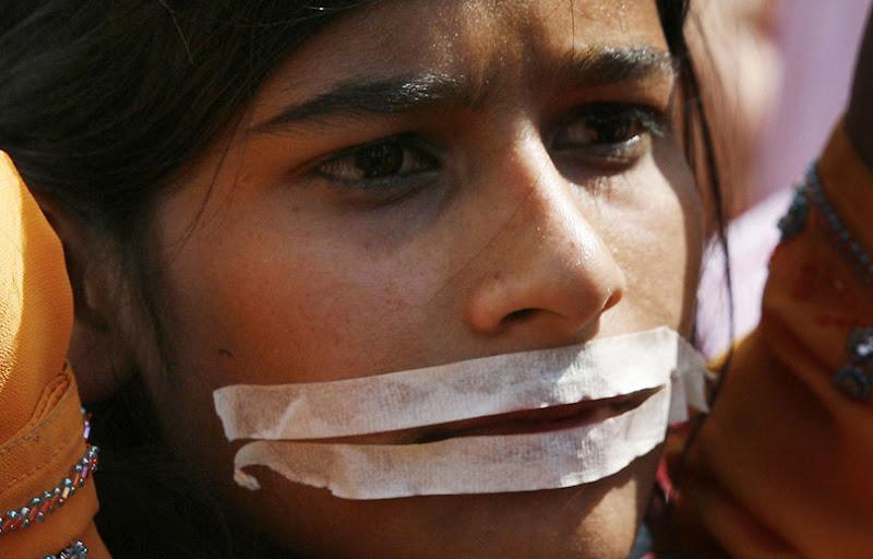 Le mari pourra frapper sa femme si elle refuse ses ordres au Pakistan