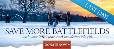 Last Day for 2016 Tax-deductible Donations!