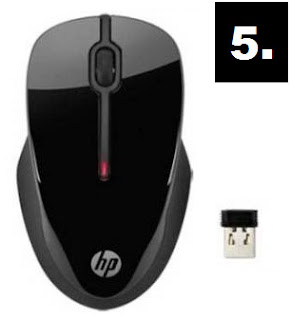 top 5 wireless mouse in india