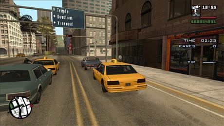 GTA San Andreas Max Settings Gameplay Screenshots
