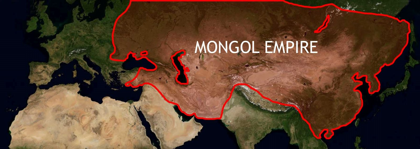 Historical Babes: Queen Manduhai the Wise: TLDR, Mongol ...   Mongol Conquest Land