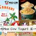 超好吃Moo Cow Frozen Yogurt 买一送一!只限11月15日!