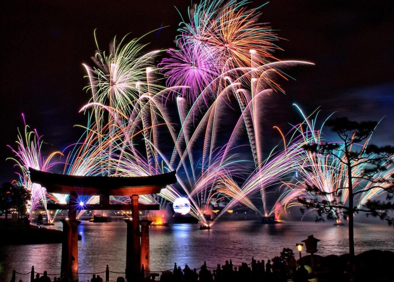 malam tahun baru di hongkong