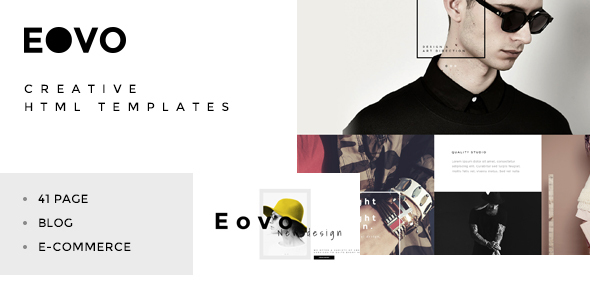 Download EOVO - Creative HTML5 Responsive Template