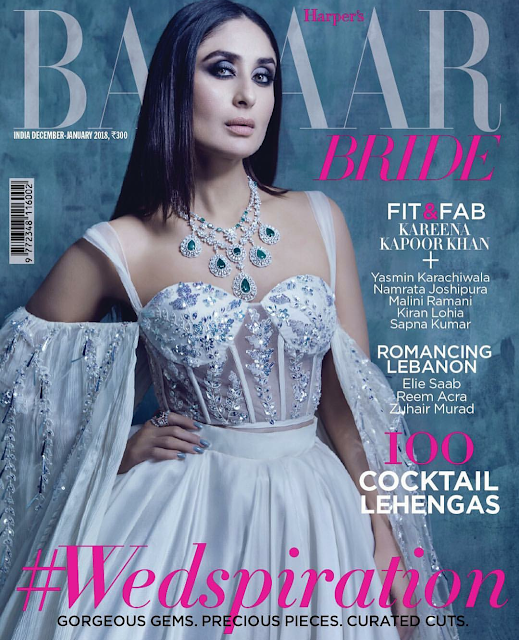 Kareena Kapoor Covers Harper's Bazaar Bride