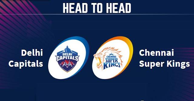 CSK vs DC Head to Head: DC vs CSK Head to Head IPL Records