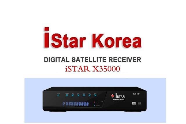NOVA ATUALIZAÇÃO iSTAR X35000  V3725 - 22/08/2016