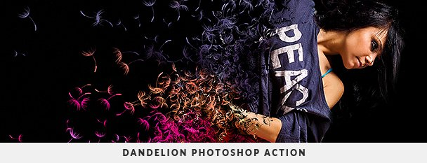Grunge Painter Photoshop Action - 124