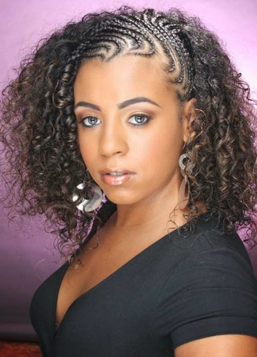 Outstanding Best African American Hairstyles Photo Gallery 2015 Hairstyles For Women Draintrainus