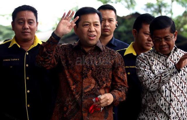 Larangan Pengacara, KPK: Novanto Harusnya Beri Contoh Penegakan Hukum