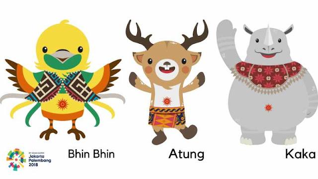 informasi tentang asian games 2018