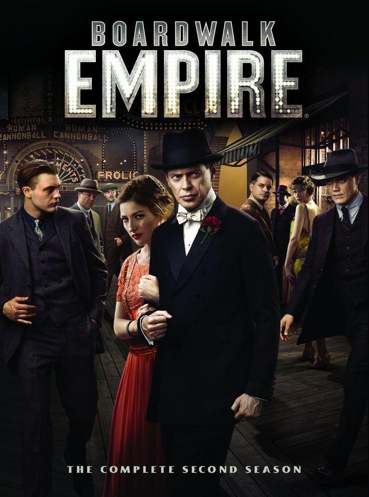 Boardwalk Empire 2011: Season 2