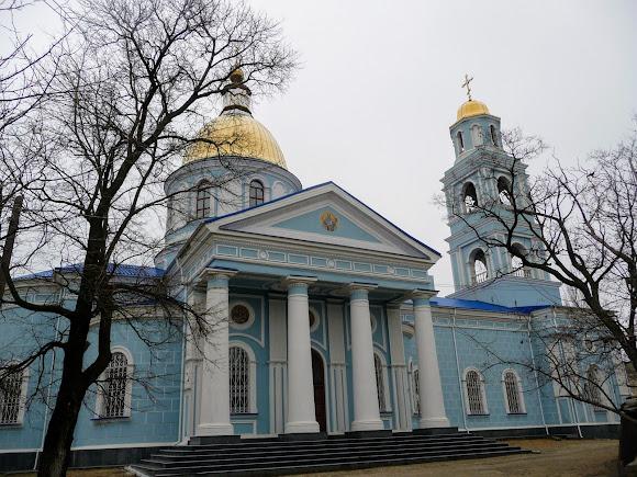 Белгород-Днестровский. Свято-Вознесенский собор. 1832 г.