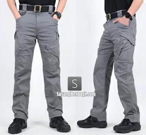 Mengenal Celana Tactical Blackhawk dan Jenis Celana Pria Lainnya