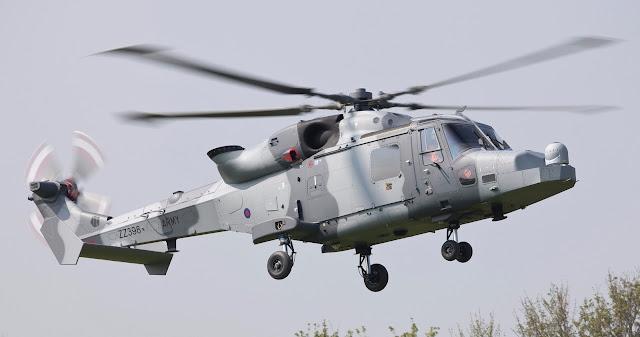 The AgustaWestland AW159