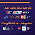 Bảng kênh Truyền hình cáp cơ bản VTVCab cập nhật tháng 11/2018