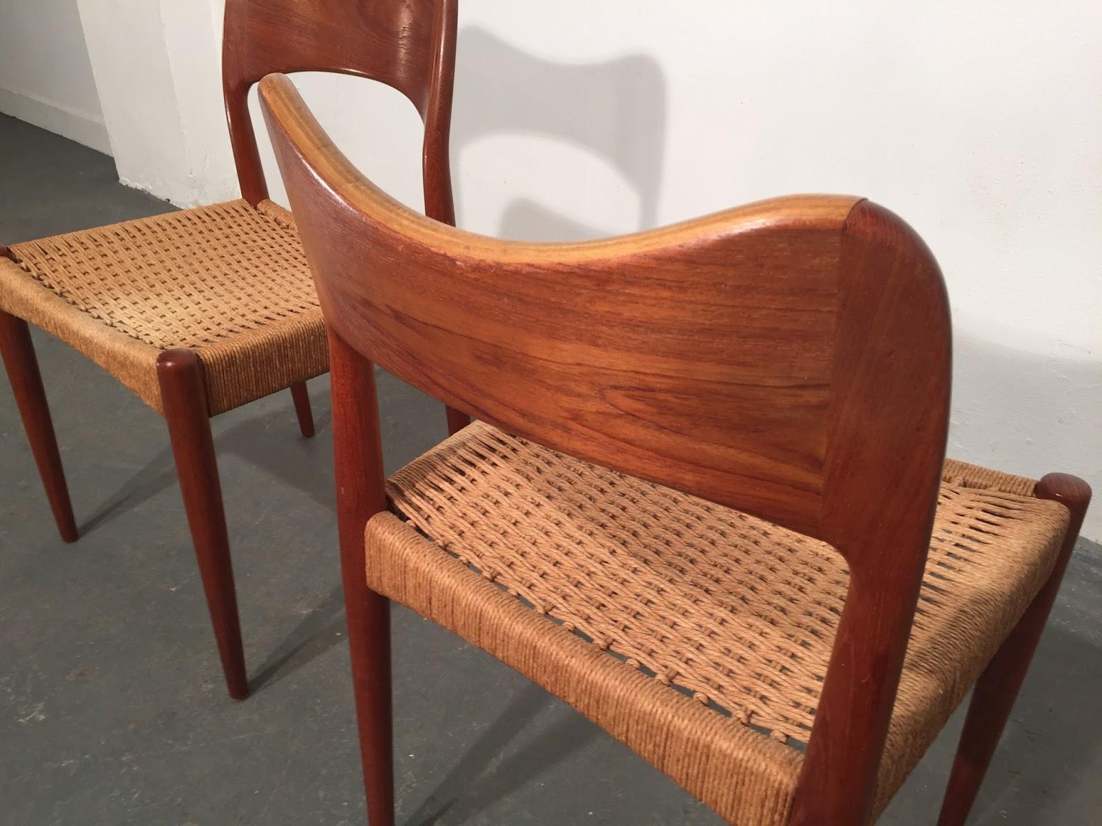 Ocd vintage furniture ireland arne hovmand olsen for Original design furniture
