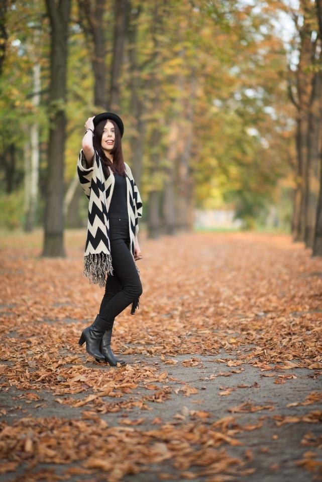 styl boho blogerka