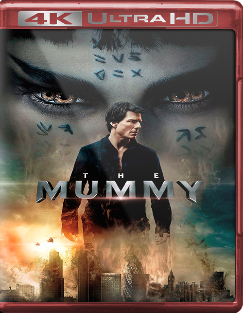 The Mummy [2017] [UHD] [2160p] [Latino]
