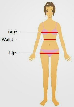 If you don't have a tape measure, you can measure yourself using a piece of string and a ruler, yardstick, dollar bill or even your own hand. Pull taut a long piece of string, yarn or even dental floss as you wrap it around the part of your body that you wish to measure -- for example, your waist or hips.