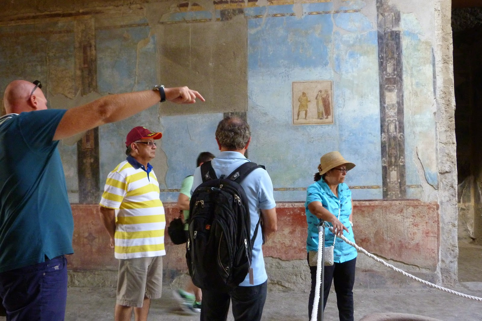 pompeia excursao portugues - Pompei
