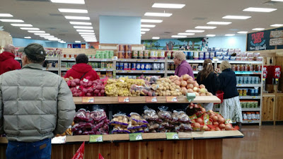 Trader Joe's opening in Tulsa, Oklahoma Fruit section