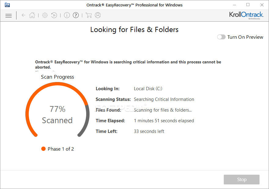أقوى برنامج استعادة الملفات المحذوفة للكمبيوتر Download
