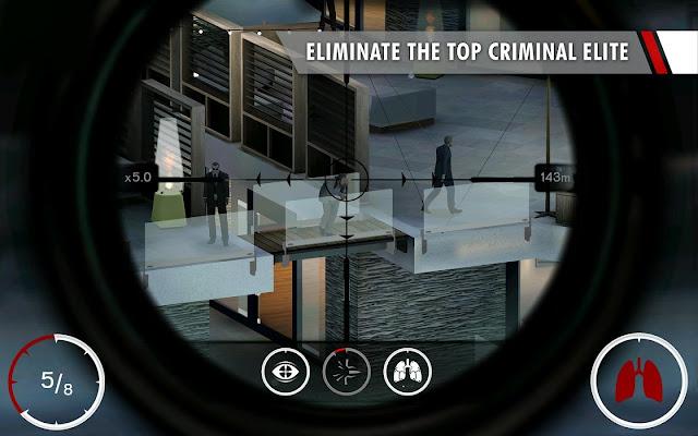 Download Hitman: Sniper v1.7.91870 MOD APK+DATA (Unlimityed Money) Terbaru