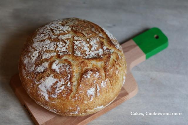 """Frisch aus dem Topf - """"Fast No Knead Bread"""""""
