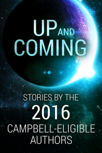 Up and Coming Campbell anthology