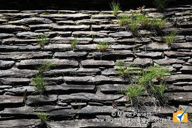 Alpe Cortetti tetto in pietre