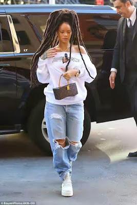 Rihanna Dreads