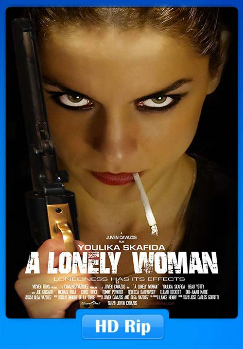 A Lonely Woman 2018 720p WEB-DL | 480p 300MB 100MB HEVC