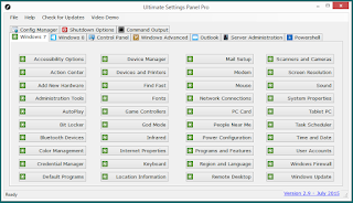 Ultimate Settings Panel Pro v2.9 Released 1