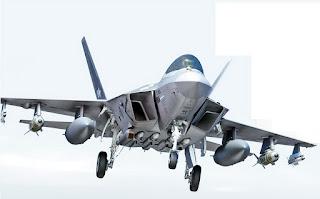 Jet Tempur KFX