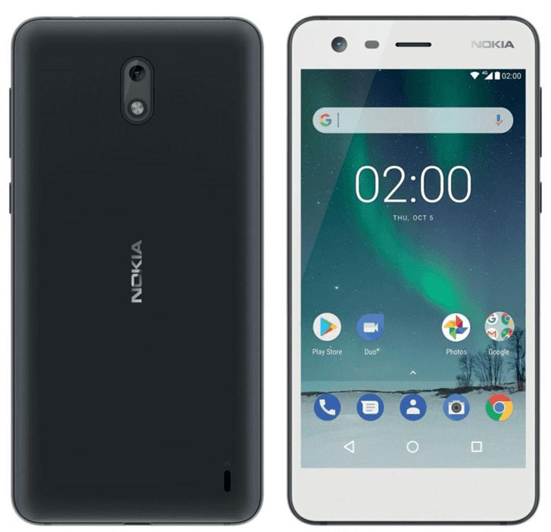 Nokia 2 black or grey